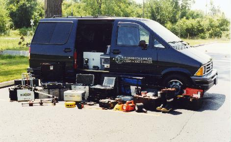 Basic Crime Scene Equipment List